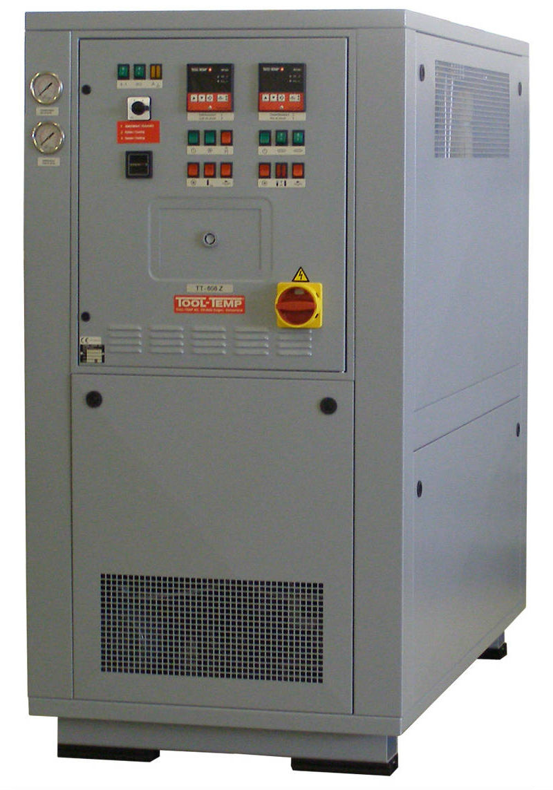 Temp Cooling Units : Heating cooling units tool temp asia